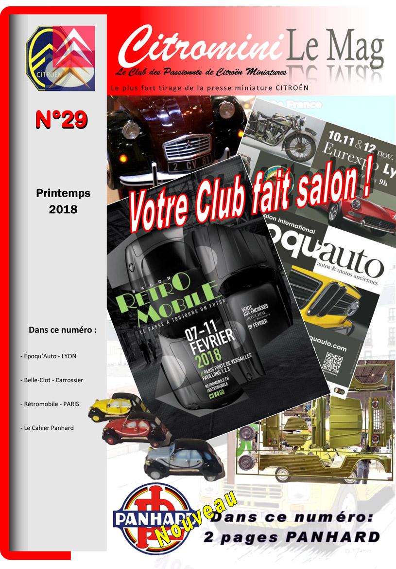 CitrominiMag N°29 - Printemps 2018